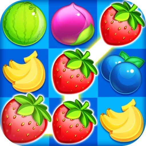 Line Fruit Puzzle
