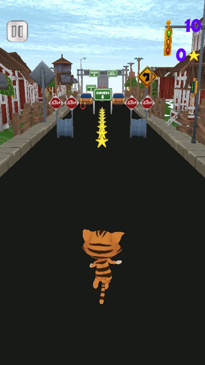 Big Bang Pets Kids - Funny in a Fast Race City screenshot-3