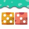 砌骰子方块