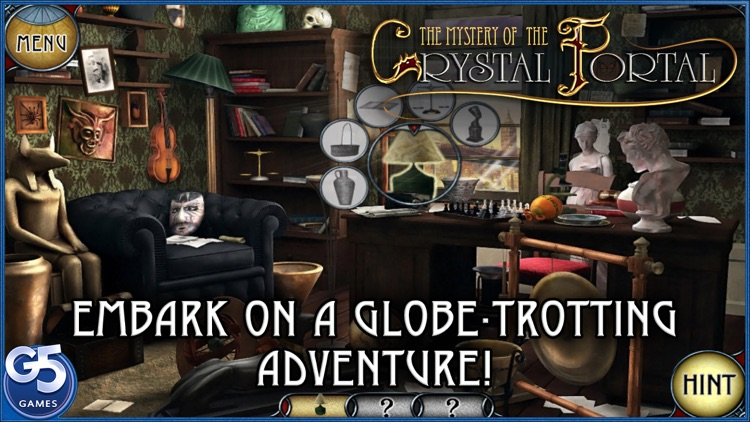 The Mystery of the Crystal Portal (Full) screenshot-0