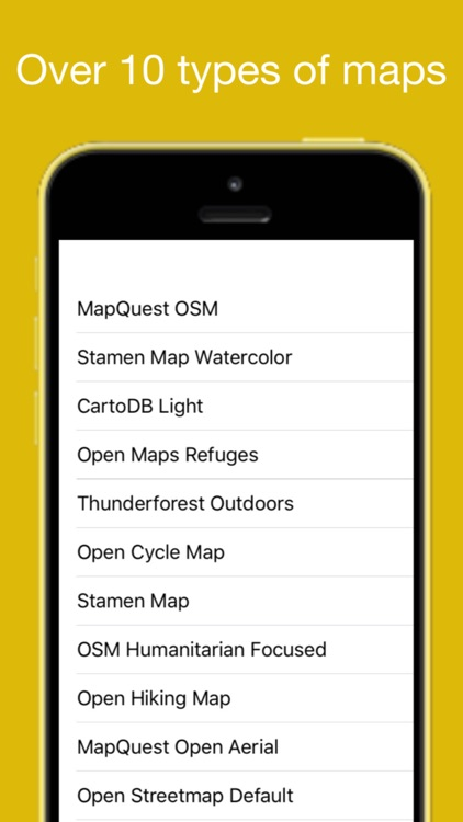 OpenMaps PRO - opensource maps screenshot-4