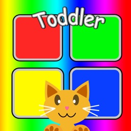 QCat - Toddler Learn Color Education Game (free)