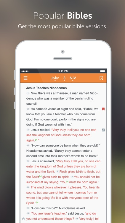 NASB Bible+ screenshot-0