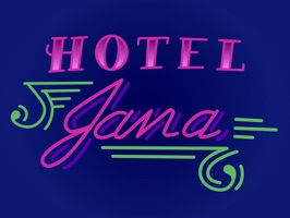 Welcome to Hotel Jana, home of David Cheddar, Steve Stilton, and other creatures of the night