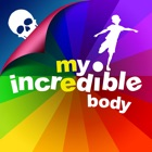 My Incredible Body - A Kid's App to Learn about the Human Body icon