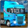 Offroad Hill truck driving 3D