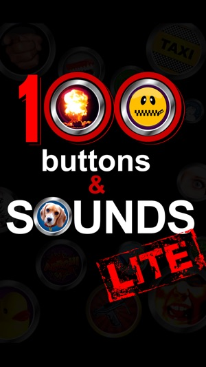 100's of Buttons & Sounds Lite on the App Store