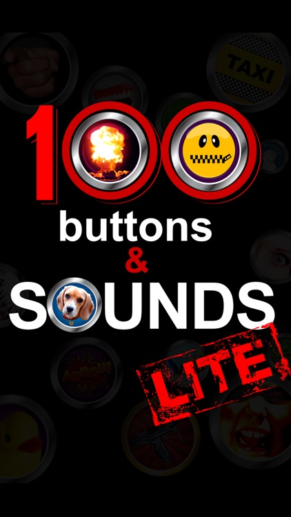 100's of Buttons & Sounds Lite screenshot-0