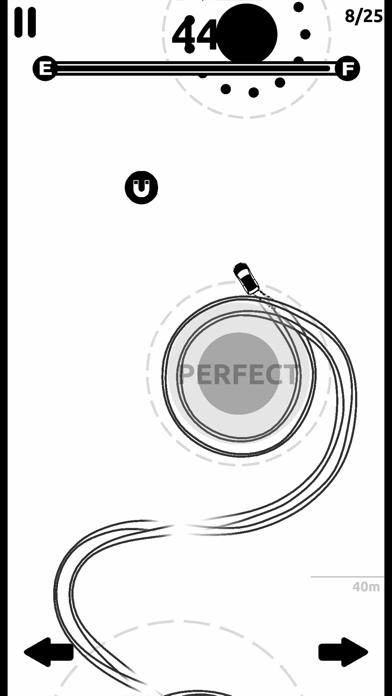Donuts Drift - Slide Drifting screenshot 2