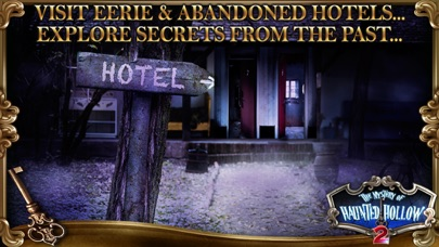 Mystery of Haunted Hollow 2: Point & Click Games-2