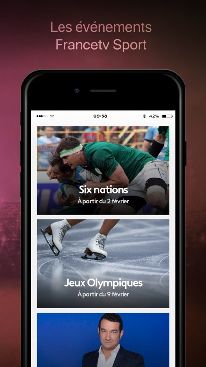 france·tv sport: actu sportive screenshot-4
