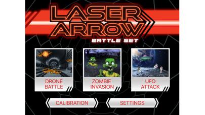 Laser Arrow app screenshot one