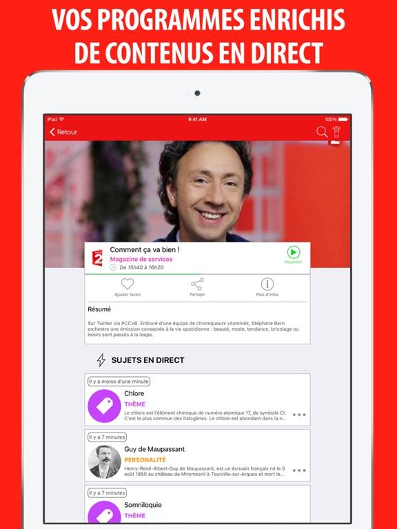 Screenshot #6 pour Télé Poche Guide TV