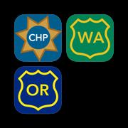 West Coast US Traffic Bundle - California Washington Oregon Traffic Reports & Cameras
