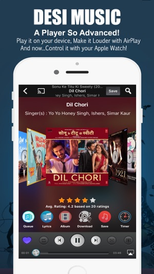 download latest hindi songs for iphone