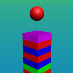 Ball Down — Cube Skip or Color Skip