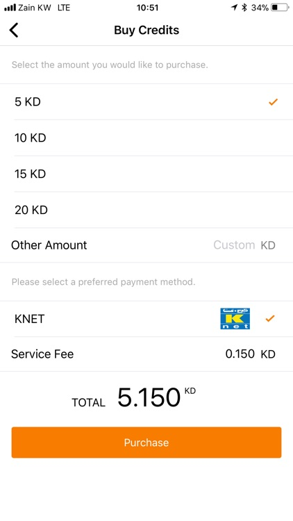 Token Parking App screenshot-4