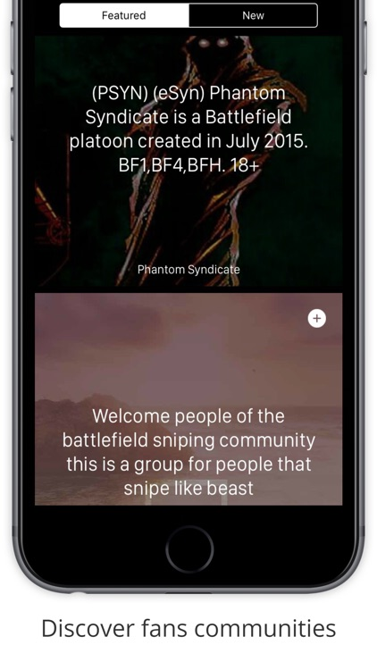 Community & LFG for Battlefield 1 screenshot-4