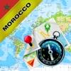 モロッコ - オフライン地図&GPSナビゲータ