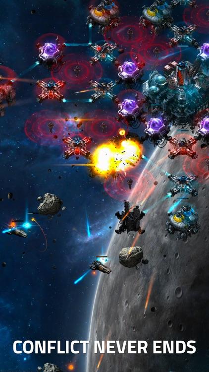 VEGA Conflict screenshot-3