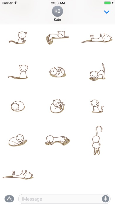 Cats Pack app image