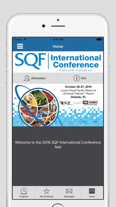 Screenshot #5 for 2016 SQF International Conference