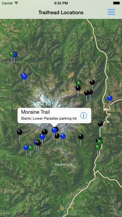 Hiking Mount Rainier National Park screenshot-3