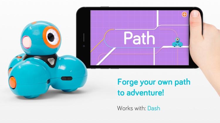 Path for Dash robot
