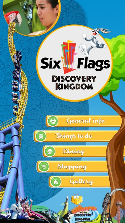 Best App for Six Flags Discovery Kingdom screenshot-1