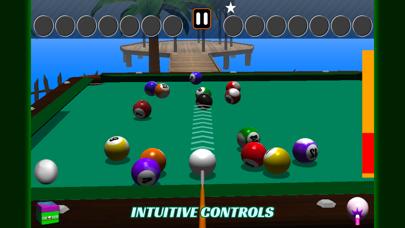 Snooker Pool 8 Ball Billiards - Master Live Pro screenshot one