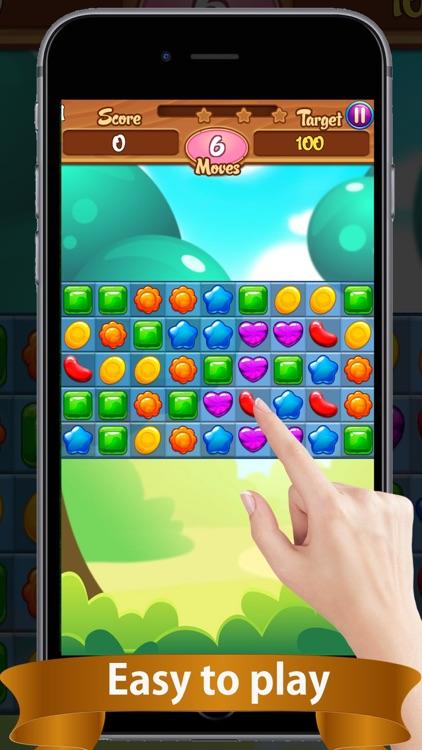 Candy Mania Match 3 Blast Puzzle