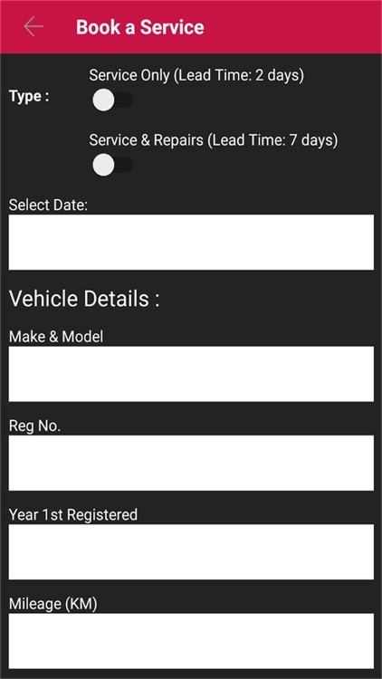 CMH Nissan Highway screenshot-3