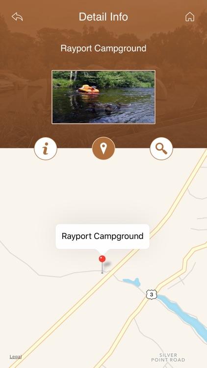 Nova Scotia Campgrounds & RV Parks screenshot-3