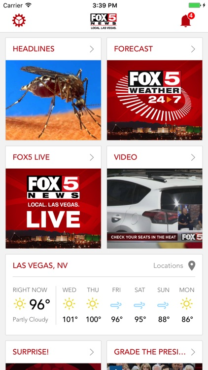 FOX5 Vegas - Las Vegas News screenshot-0