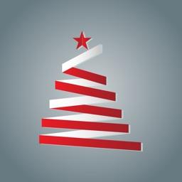 Christmas Origami - Fx Sticker