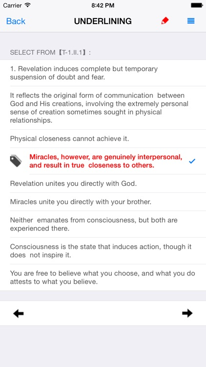 ACIM screenshot-1