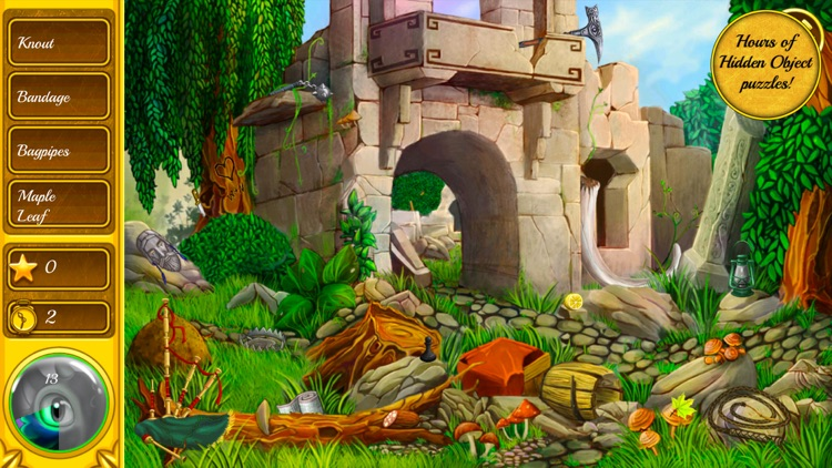 Hidden Objects Game :
