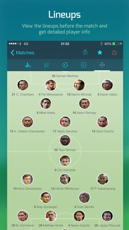 Forza Football - Soccer live scores & highlights