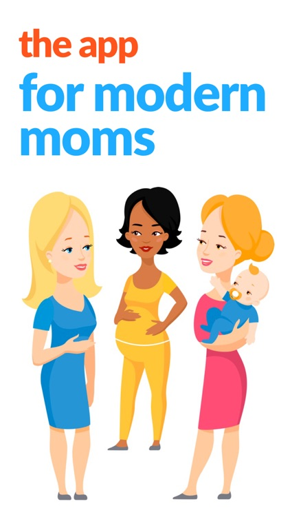 Mom.life Pregnancy & baby chat