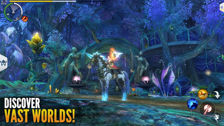 Order & Chaos 2-Fantasy MMORPG screenshot-4