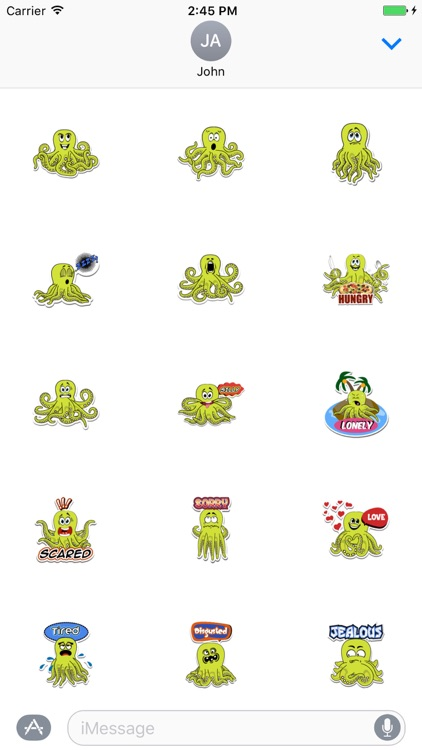 Omnitoons Sticker Pack