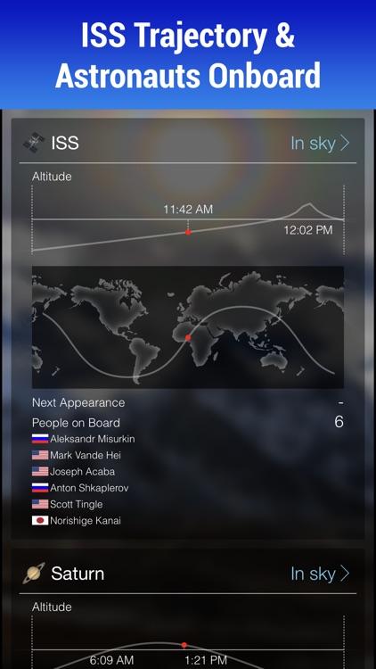Sky Live: Heavens Above Viewer screenshot-3