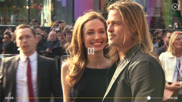Infini People - actu des stars en vidéos screenshot-4