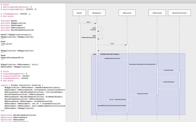 Sequence diagram on the mac app store sequence diagram on the mac app store ccuart Images