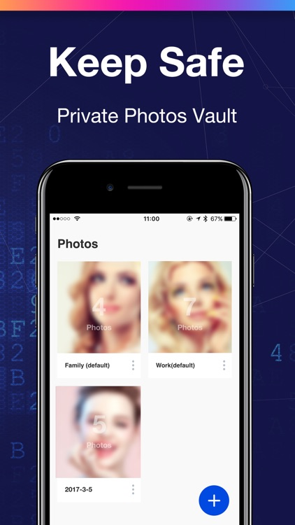 Privacy Guard:Lock Your Secret