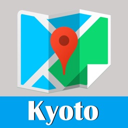Kyoto metro transit trip advisor guide & JR map