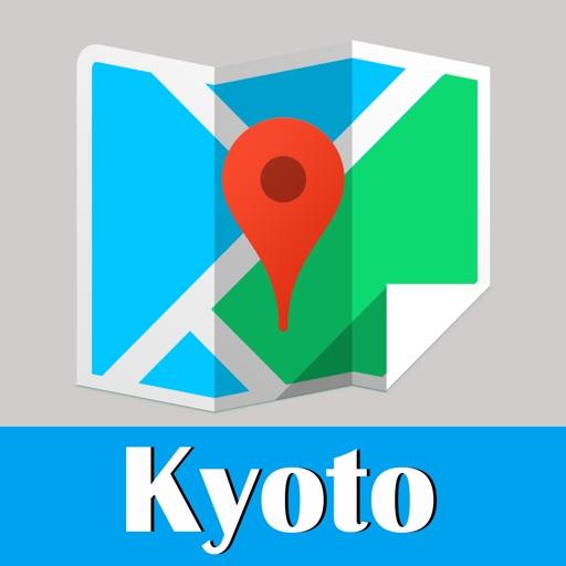 Kyoto metro transit trip advisor guide & JR map