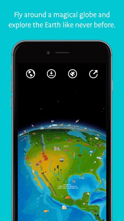 Barefoot World Atlas screenshot-0