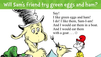 Screenshot #10 for Green Eggs and Ham