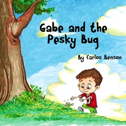 Gabe and the Pesky Bug - Interactive book app for kids by Carlos Benson